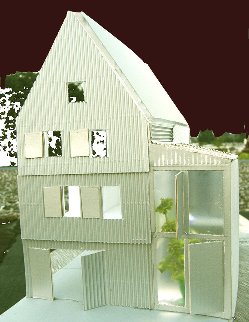Ruth visser architecten: Zaans Serre Huis